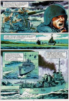Extrait de Marvel Graphic Novel (Marvel comics - 1982) -30- A Sailor's Story