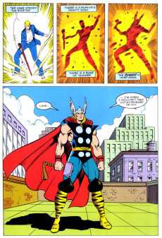 Extrait de Marvel Graphic Novel (Marvel comics - 1982) -33- The Mighty Thor: I, Whom the Gods Would Destroy