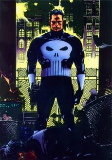 Extrait de Marvel Graphic Novel (Marvel comics - 1982) -40- The Punisher: Assassin's Guild
