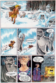 Extrait de Marvel Graphic Novel (Marvel comics - 1982) -44- Ax