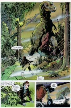 Extrait de Marvel Graphic Novel (Marvel comics - 1982) -45- Arena