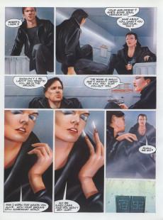 Extrait de Marvel Graphic Novel (Marvel comics - 1982) -52- William Gibson's Neuromancer: The Graphic Novel
