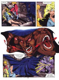Extrait de Marvel Graphic Novel (Marvel comics - 1982) -56- Power Pack & Cloak and Dagger: Shelter from the Storm