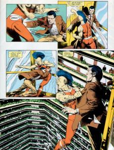 Extrait de Marvel Graphic Novel (Marvel comics - 1982) -57- Rick Mason: The Agent