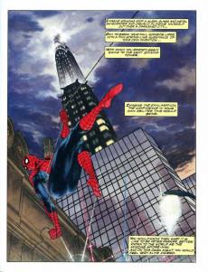 Extrait de Marvel Graphic Novel (Marvel comics - 1982) -63- Spider-Man: Spirits of the Earth