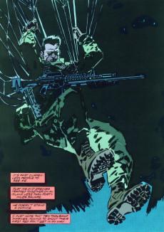 Extrait de Marvel Graphic Novel (Marvel comics - 1982) -64- The Punisher: Kingdom Gone