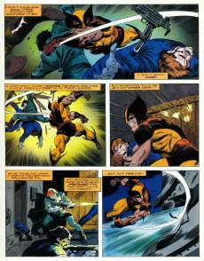 Extrait de Marvel Graphic Novel (Marvel comics - 1982) -67- Wolverine: Bloody Choices