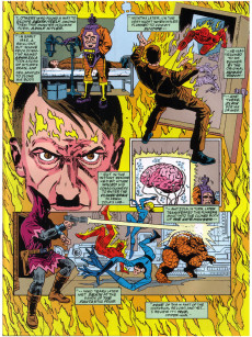 Extrait de Marvel Graphic Novel (Marvel comics - 1982) -72- Spider-Man: Fear Itself