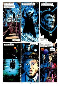 Extrait de Marvel Graphic Novel (Marvel U.K - 1985) -1- Doctor Who: Voyager