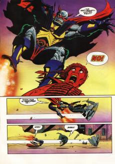 Extrait de Marvel Graphic Novel (Marvel U.K - 1985) -2- Death's Head: The Body In Question