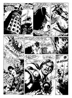 Extrait de Marvel Graphic Novel (Marvel U.K - 1985) -4- Abslom Daak: Dalek Killer