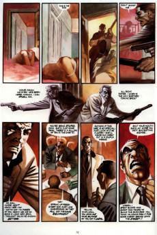 Extrait de Marvel Graphic Novel (Marvel U.K - 1985) -6- Night Raven: House of Cards