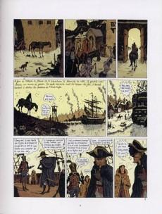 Extrait de Le legs de l'alchimiste -3- Monsieur de St-Loup