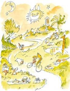 Extrait de Aurore (Les fabuleuses aventures d') -1- Les fabuleuses aventures d'aurore