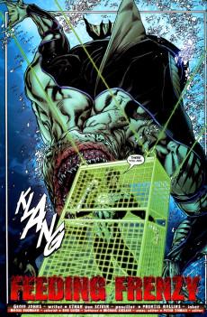Extrait de Green Lantern Vol.4 (DC Comics - 2005) -5- Feeding Frenzy