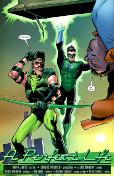 Extrait de Green Lantern Vol.4 (DC Comics - 2005) -7- A perfect Life, Chapter 1