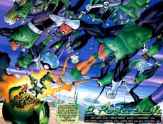 Extrait de Green Lantern Vol.4 (DC Comics - 2005) -8- A perfect Life, Chapter 2