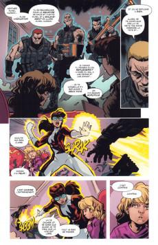 Extrait de Legends of Marvel - X-Men