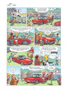 Extrait de Les fondus de voitures de collection -1- Tome 1