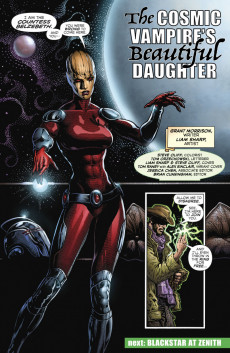 Extrait de Green Lantern (The) (2019)  -4- The Cosmic Vampire's Beautiful Daughter