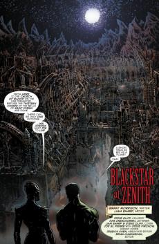 Extrait de Green Lantern (The) (2019)  -5- Blackstar At Zenith