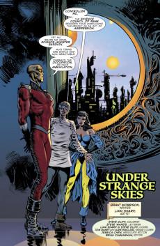 Extrait de Green Lantern (The) (2019)  -6- Under Strange Skies