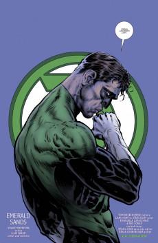 Extrait de Green Lantern (The) (2019)  -7- Emerals Sands