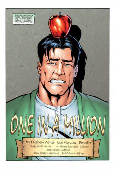 Extrait de Green lantern (1990) -128- One In A Million