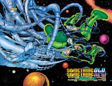 Extrait de Green lantern Vol.3 (DC Comics - 1990) -129- Something Old, Something New