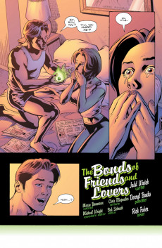 Extrait de Green lantern (1990) -137- The Bonds Of Friends And Lovers