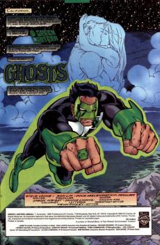 Extrait de Green lantern (1990) -AN1998- Ghosts