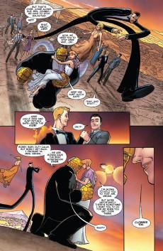 Extrait de Fantastic Four (2018) -INT02- Mr. and Mrs. Grimm
