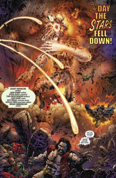 Extrait de Green Lantern (The) (2019)  -9- the Day The Stars Fell Down
