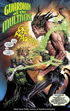 Extrait de Green Lantern (The) (2019)  -10- Guardians Of The Multiverse