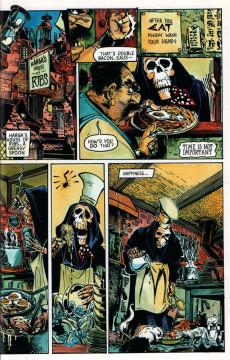 Extrait de Mort: A Discworld Big Comic -1- Mort : A Discworld big comic