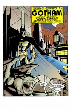 Extrait de Green lantern (1990) -71- Hero Quest 1: Gotham