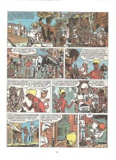 Extrait de Bernard Prince -1d1985- Le général Satan