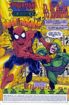 Extrait de Marvel Team-Up Vol.2 (Marvel Comics - 1997) -1- Issue # 1