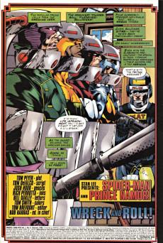 Extrait de Marvel Team-Up Vol.2 (Marvel Comics - 1997) -6- Issue # 6