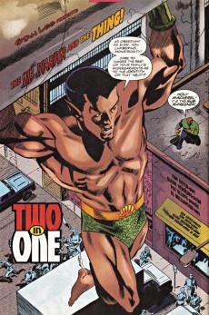 Extrait de Marvel Team-Up Vol.2 (Marvel Comics - 1997) -10- Issue # 10