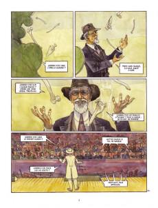 Extrait de Le vieux Docteur - A.T. Still, pionnier de l'ostéopathie