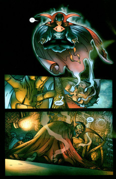 Extrait de Marvel Team-Up Vol.3 (Marvel Comics - 2005) -3- Issue # 3
