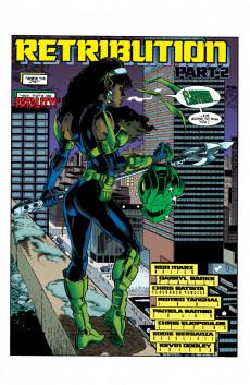 Extrait de Green lantern (1990) -84- Retribution, Part 2