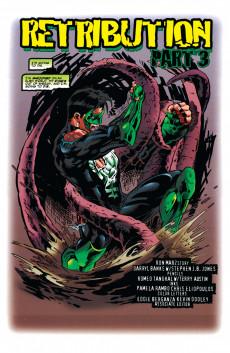Extrait de Green lantern (1990) -85- Retribution, Part 3
