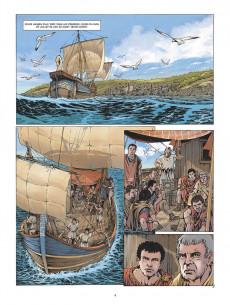 Extrait de Les grandes batailles navales -13- Actium