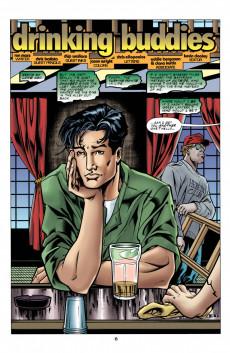 Extrait de Green lantern (1990) -90- Drinking Buddies