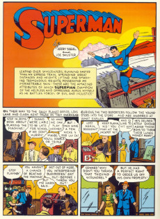 Extrait de Superman (1939) -5- Issue #5