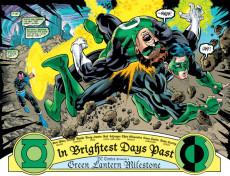 Extrait de Green lantern (1990) -100- In Brightest Days Past