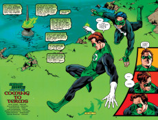 Extrait de Green lantern (1990) -101- Emerald Knights, Chapter 1: Coming To Terms