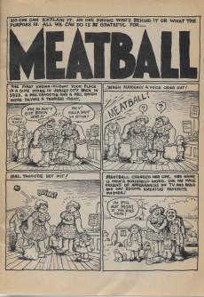 Extrait de Zap Comix (1967) -0- Zap Comix